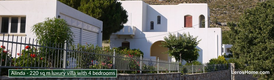 Leros, Greece – land and property for sale on the island of