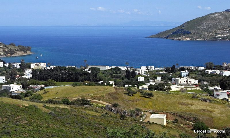 land for sale in Alinda, Leros