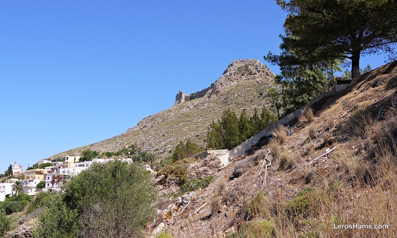 land for sale in Pandeli, Leros
