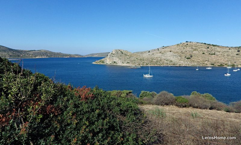 land for sale in Partheni, Leros