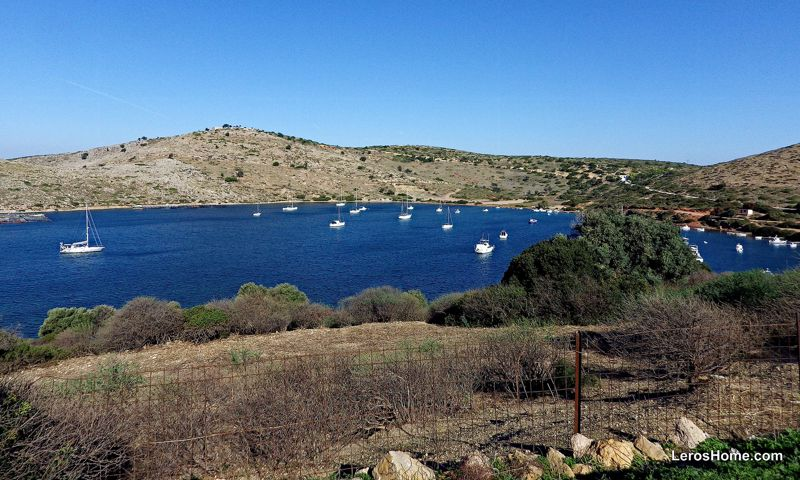 building plot for sale in Partheni, Leros