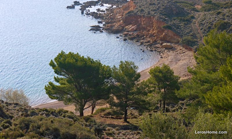 building plot for sale in Alinda, Leros
