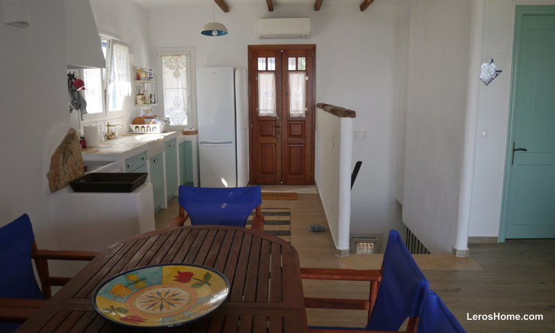 house for sale in Vromolithos, Leros